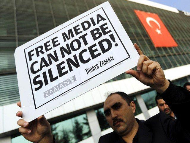 How shrinking freedom of press in Turkey brought me closer to Pakistan