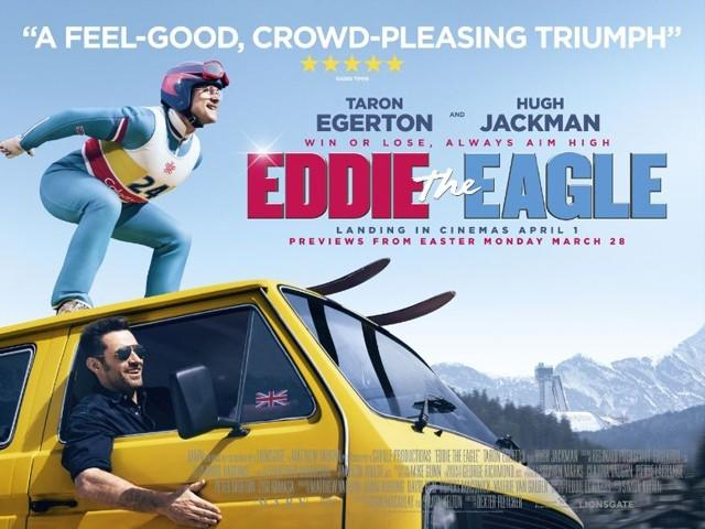 Eddie the Eagle is not just another biopic