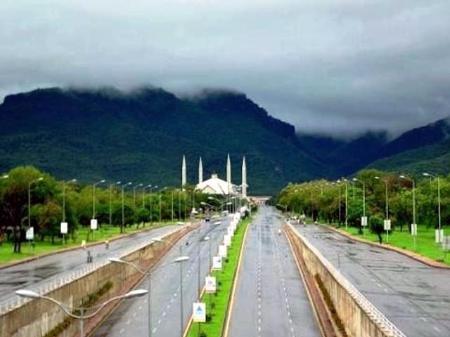 These seven photographs vouch that Islamabad is the most beautiful city in Pakistan