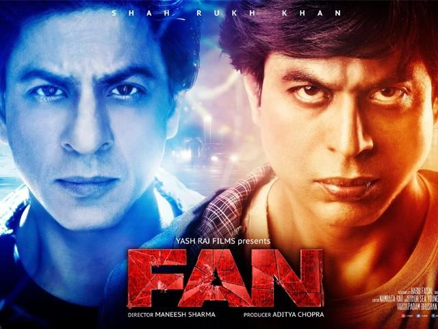 I'd rather watch a ceiling fan than Shah Rukh's Fan!