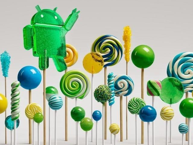 Google, making it sweet with Lollipop