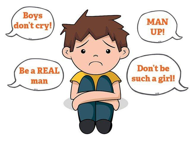Why hypermasculinity is ruining the boys and men of today