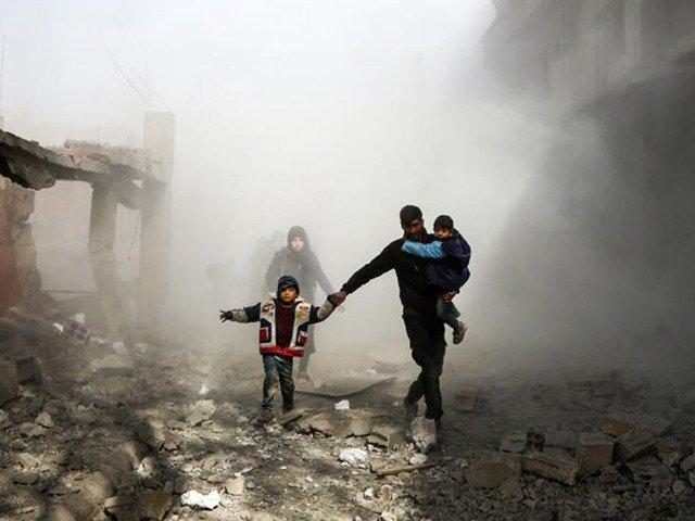 The Syrian conflict approaches its seventh year, but the inhumanity is endless