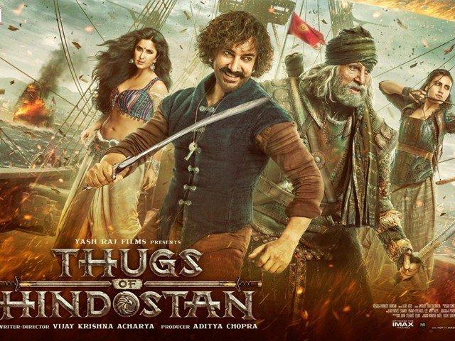 Not even Aamir-Amitabh could save Thugs of Hindostan from sinking in deep waters of hollowness