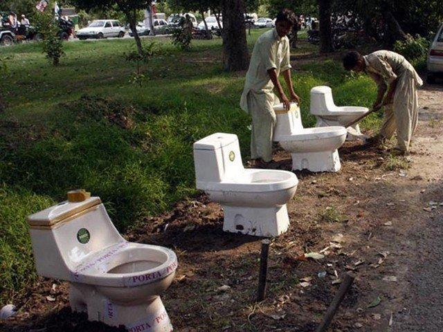 Talking dirty: It's 2018 and Pakistan still does not have proper sanitation