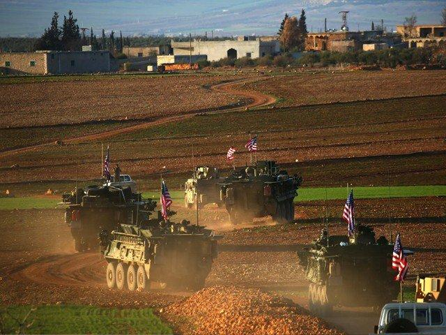 The US may withdraw its troops from Syria but the war is far from over