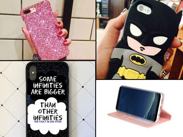 What does your cell phone cover say about you?