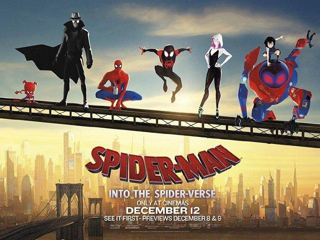 Move over, Pixar! Spider-Man: Into the Spider-Verse has set new benchmarks for animated movies
