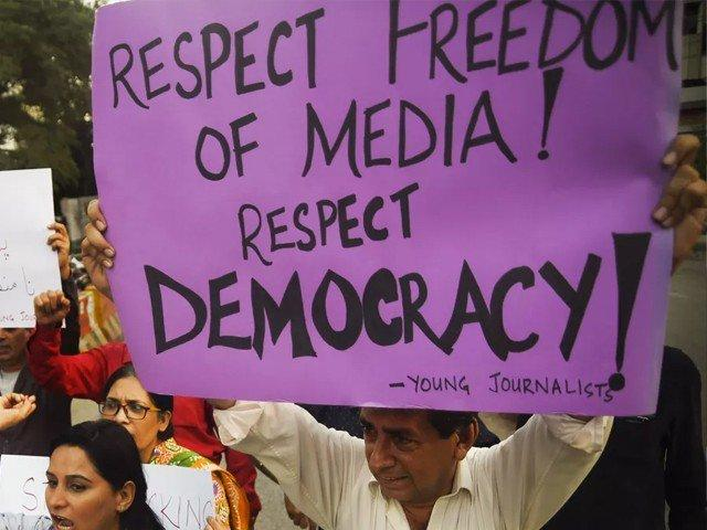 Imran Khan or Ayub Khan: Is PMRA the new tool to curb freedom of press and control media?
