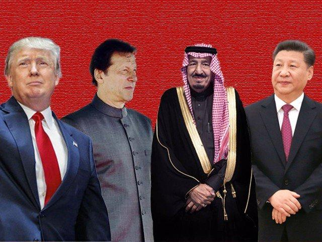 PTI's vague and static foreign policy will only worsen Pakistan's standing in the world