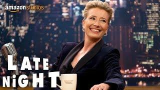 Can Late Night's stellar cast save the film from an otherwise uninspired script?