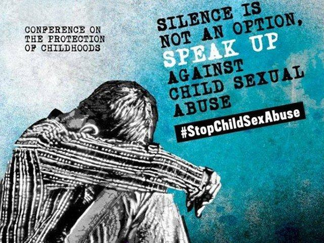 Don't invite child abuse victims if you can't be sensitive or respectful towards them, HRPC