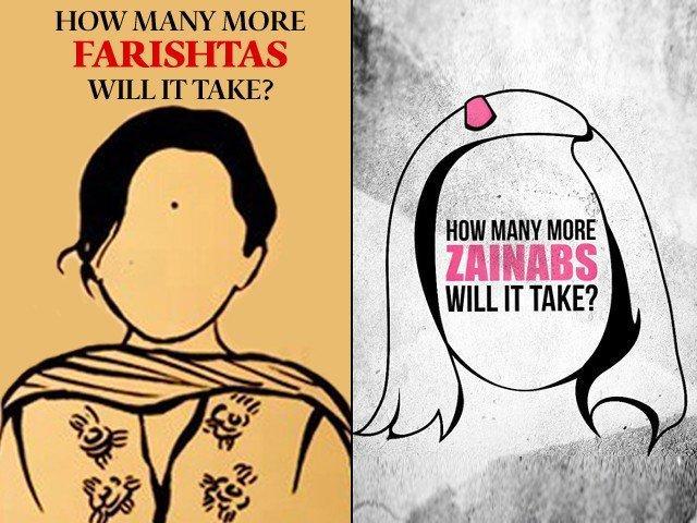 #JusticeForFarishta is proof we did nothing after demanding #JusticeForZainab