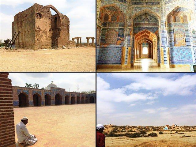 Forget New York or Paris, take a trip to Thatta, Bhambore and Makli