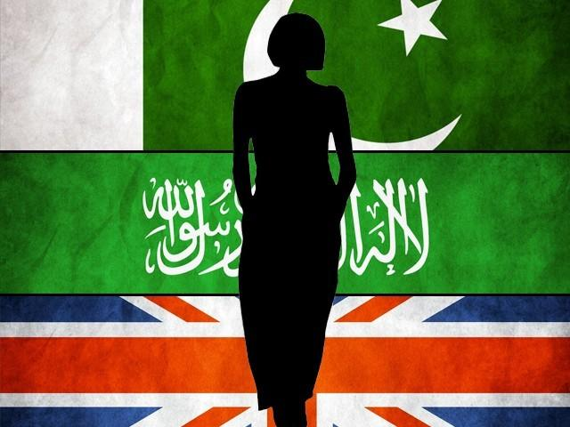 British on paper and not a Saudi, so am I a Pakistani?