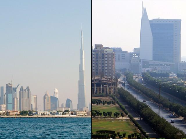 Five reasons why Karachi is better than Dubai