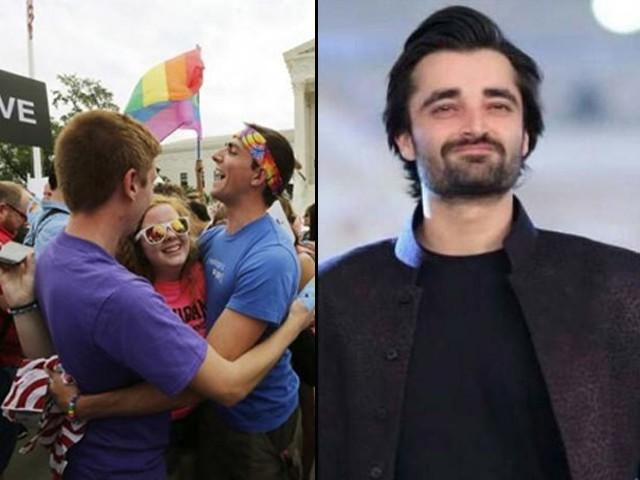 You don't have to celebrate homosexuality, but please don't be a homophobe