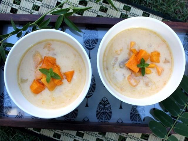 Mango yogurt: Mangoes and Ramazan, a match made in heaven