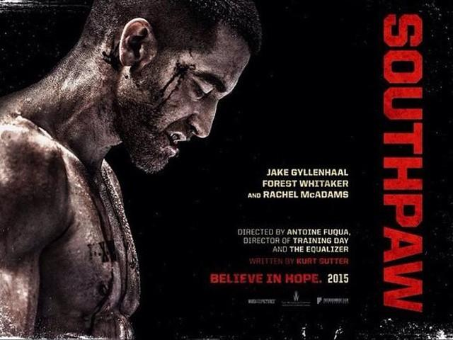 Southpaw: When revenge is a dish best served cold