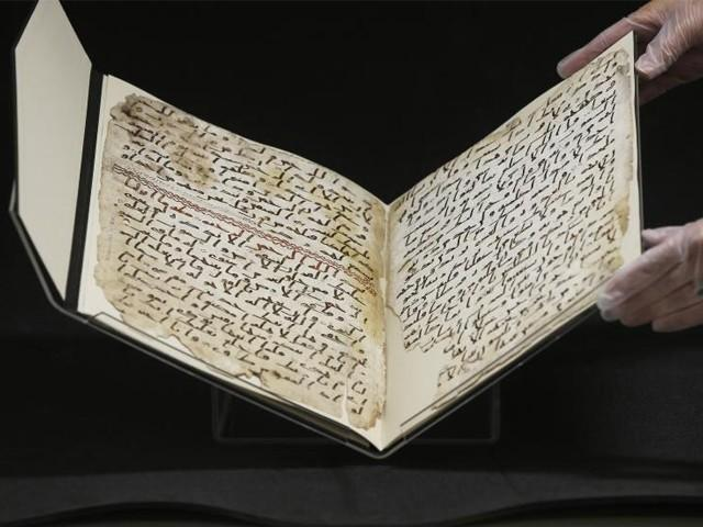 What a newly dated early Quran tells us about Islam