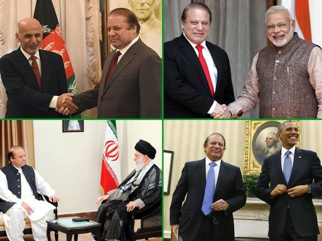 Should Afghanistan, India and Iran always blame Pakistan for their own mistakes?