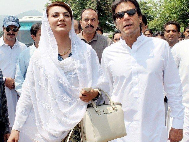 Dear Imran Sahib, don't put an end to bhabi's political aspirations