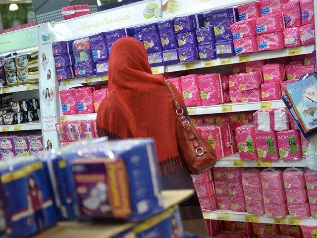 Sanitary napkins are not luxury items… period
