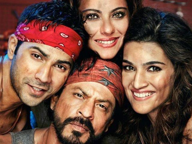 """Shahrukh Khan and Kajol fail to deliver their magic in """"Dilwale"""""""