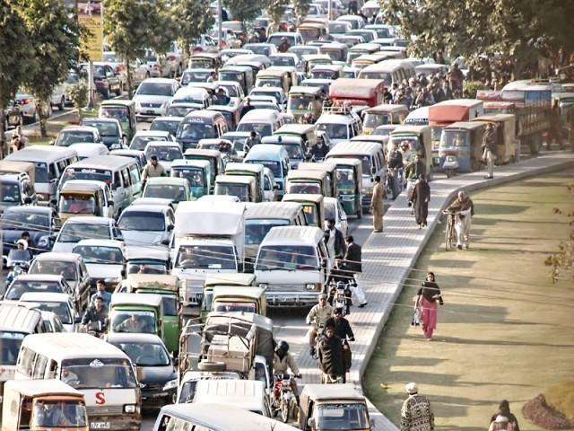 Pakistani drivers: A nation or a mob?